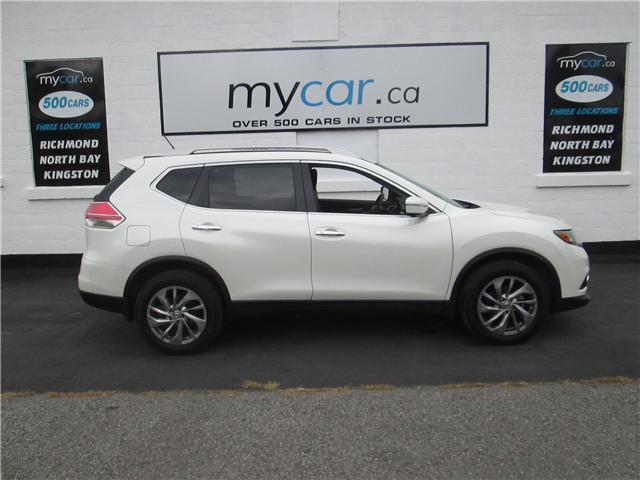 2015 Nissan Rogue SL (Stk: 181251) in Richmond - Image 1 of 14
