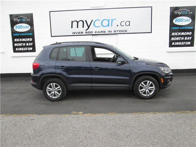 2015 Volkswagen Tiguan Trendline (Stk: 181283) in Kingston - Image 1 of 13