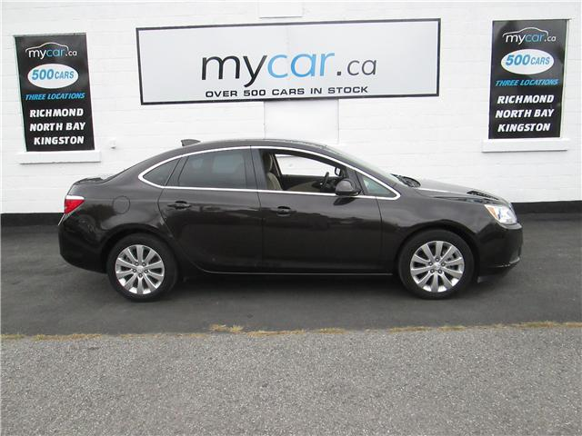 2015 Buick Verano Base (Stk: 181250) in North Bay - Image 1 of 13