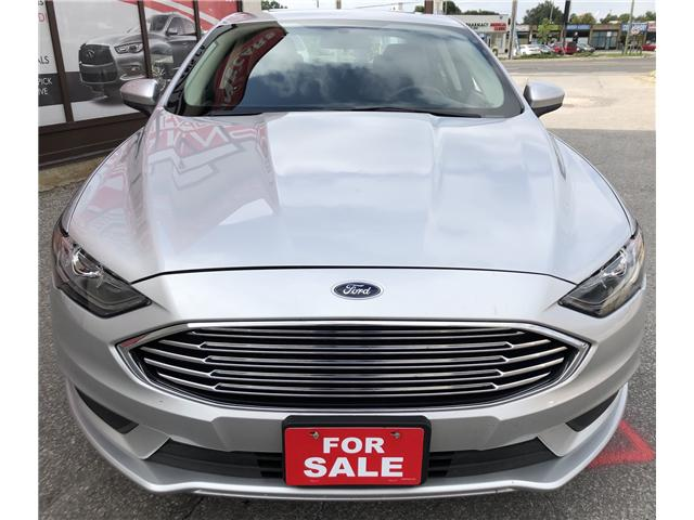 2017 Ford Fusion SE (Stk: 210250) in Toronto - Image 2 of 12