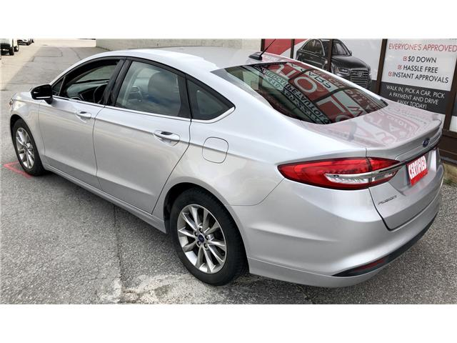 2017 Ford Fusion SE (Stk: 210250) in Toronto - Image 5 of 12