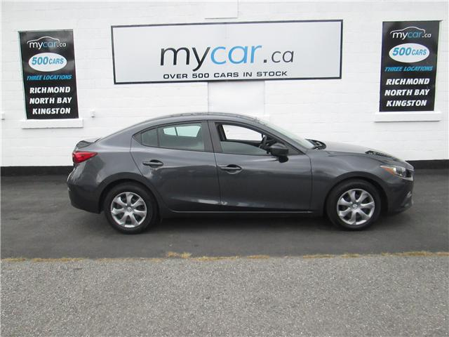 2015 Mazda Mazda3 GX (Stk: 181310) in Richmond - Image 1 of 13