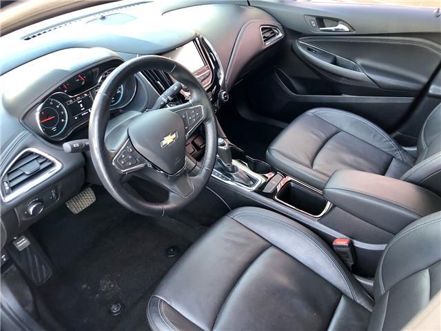2017 Chevrolet Cruze Premier Auto (Stk: 604826) in Toronto - Image 7 of 12