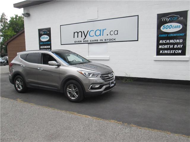 2018 Hyundai Santa Fe Sport 2.4 SE (Stk: 181267) in Richmond - Image 2 of 14
