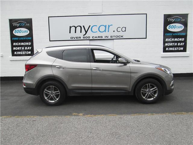 2018 Hyundai Santa Fe Sport 2.4 SE (Stk: 181267) in Richmond - Image 1 of 14