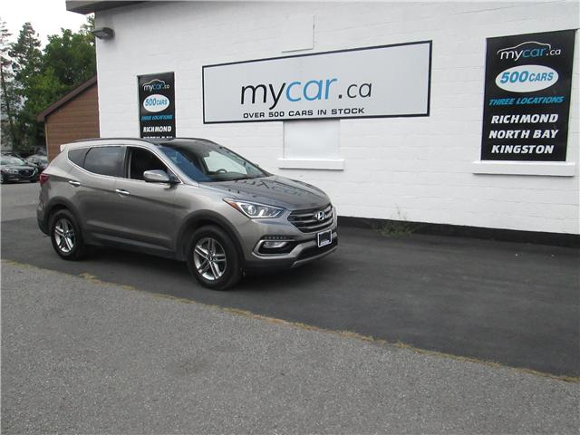 2018 Hyundai Santa Fe Sport 2.4 SE (Stk: 181307) in Richmond - Image 2 of 14