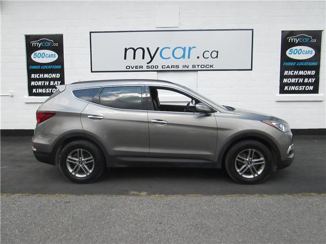 2018 Hyundai Santa Fe Sport 2.4 SE (Stk: 181307) in Richmond - Image 1 of 14