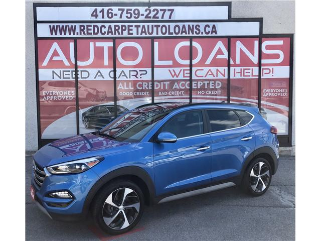 2017 Hyundai Tucson Limited (Stk: 404735) in Toronto - Image 1 of 15