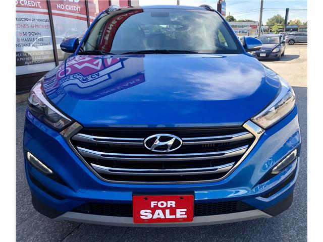 2017 Hyundai Tucson Limited (Stk: 404735) in Toronto - Image 2 of 15