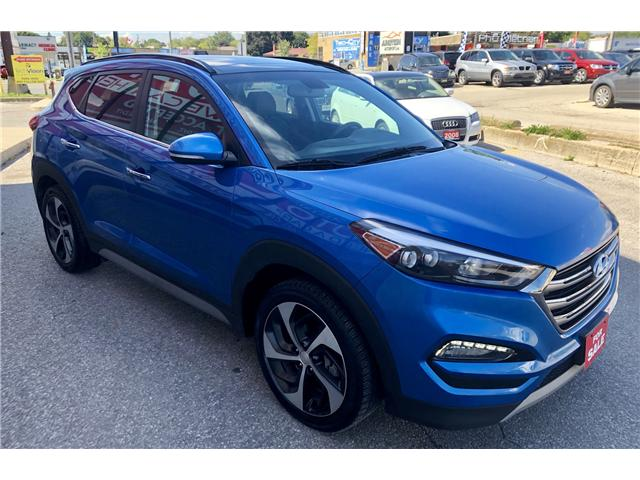 2017 Hyundai Tucson Limited (Stk: 404735) in Toronto - Image 3 of 15
