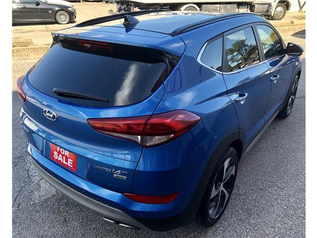 2017 Hyundai Tucson Limited (Stk: 404735) in Toronto - Image 4 of 15