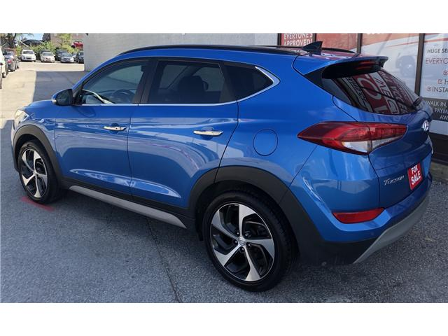 2017 Hyundai Tucson Limited (Stk: 404735) in Toronto - Image 7 of 15