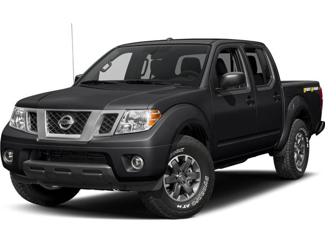 2018 Nissan Frontier  (Stk: N87-0236) in Chilliwack - Image 1 of 1