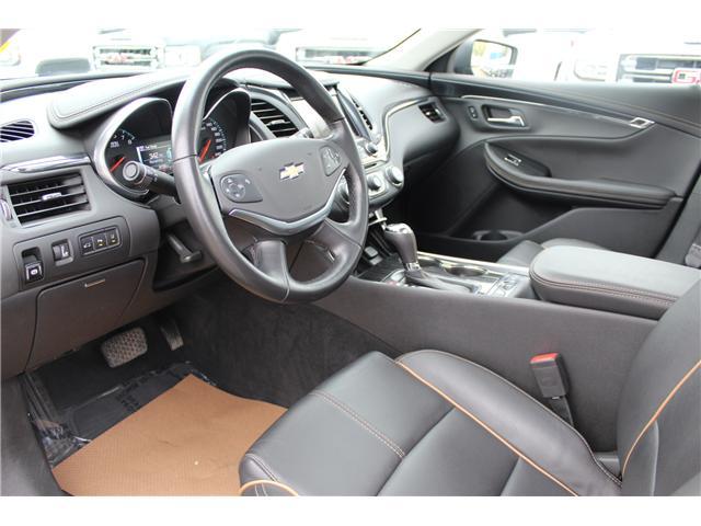 2017 Chevrolet Impala 2LZ (Stk: 168174) in Medicine Hat - Image 18 of 27