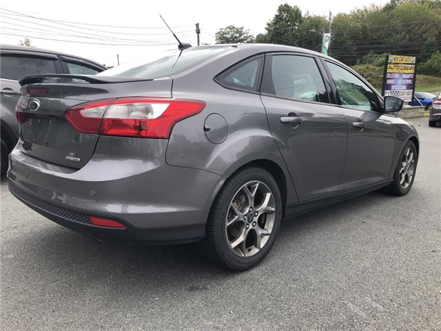 2014 Ford Focus SE (Stk: -) in Middle Sackville - Image 3 of 5