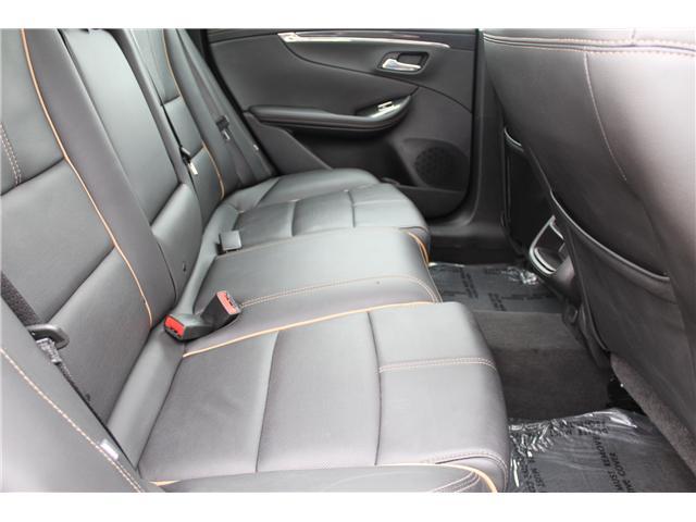 2017 Chevrolet Impala 2LZ (Stk: 168174) in Medicine Hat - Image 12 of 27