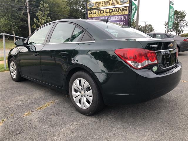 2015 Chevrolet Cruze 1LT (Stk: ) in Middle Sackville - Image 2 of 5