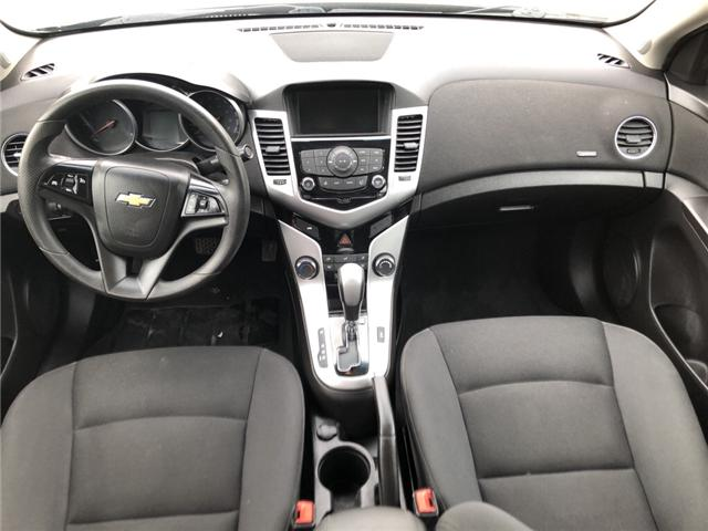 2015 Chevrolet Cruze 1LT (Stk: ) in Middle Sackville - Image 5 of 5