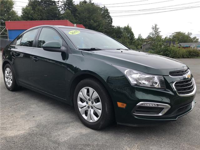 2015 Chevrolet Cruze 1LT (Stk: ) in Middle Sackville - Image 4 of 5