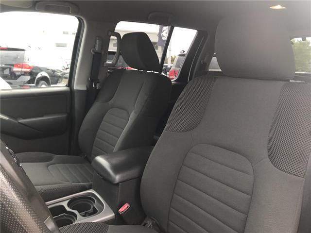 2011 Nissan Pathfinder S (Stk: 17R12454A) in Devon - Image 10 of 19