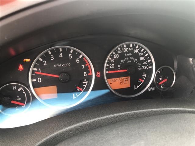 2011 Nissan Pathfinder S (Stk: 17R12454A) in Devon - Image 12 of 19