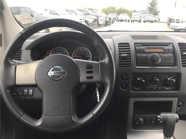 2011 Nissan Pathfinder S (Stk: 17R12454A) in Devon - Image 13 of 19