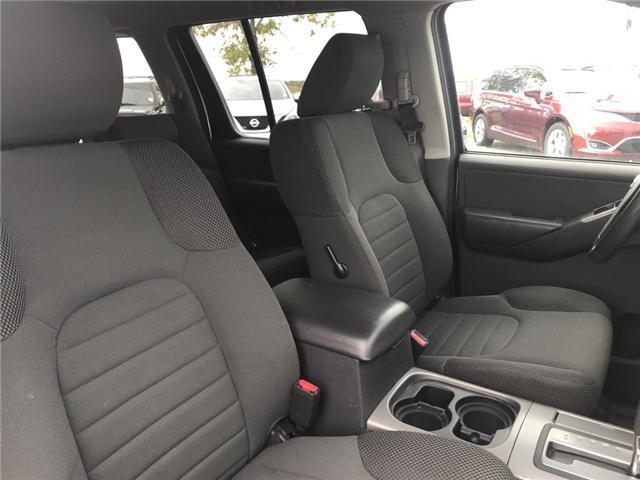 2011 Nissan Pathfinder S (Stk: 17R12454A) in Devon - Image 16 of 19