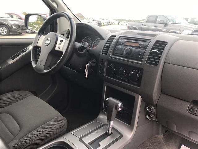 2011 Nissan Pathfinder S (Stk: 17R12454A) in Devon - Image 17 of 19