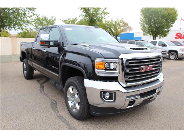 2019 GMC Sierra 2500HD SLT (Stk: 168018) in Medicine Hat - Image 1 of 7