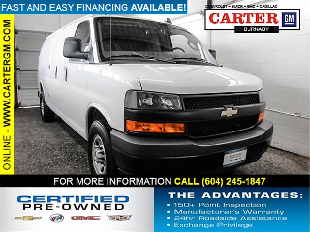 2018 Chevrolet Express 2500 Work Van (Stk: P9-55980) in Burnaby - Image 1 of 24