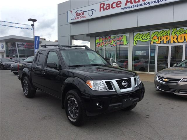 2018 Nissan Frontier PRO-4X (Stk: 16194) in Dartmouth - Image 1 of 23