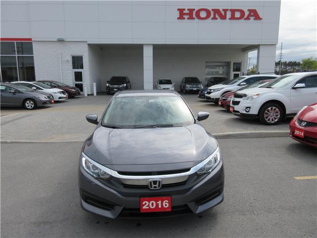 2016 Honda Civic LX (Stk: 26034A) in Ottawa - Image 2 of 10