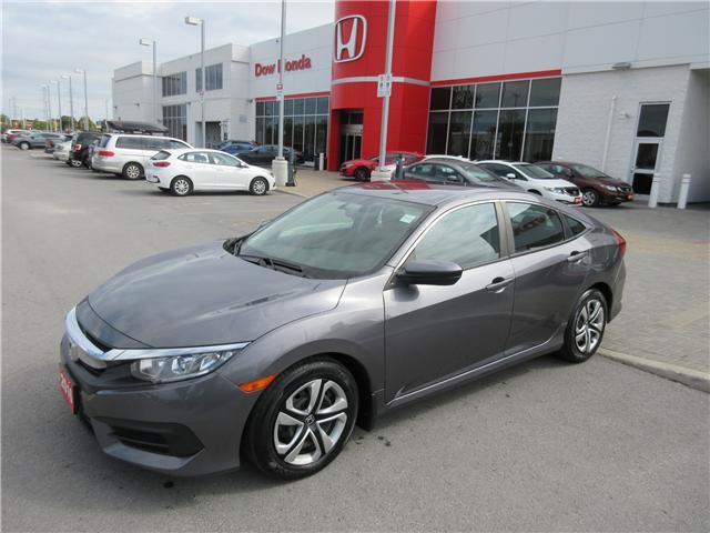 2016 Honda Civic LX (Stk: 26034A) in Ottawa - Image 1 of 10