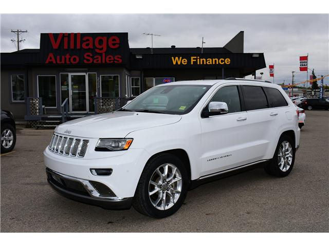 2014 Jeep Grand Cherokee Summit (Stk: P35576) in Saskatoon - Image 1 of 30