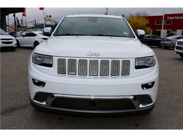 2014 Jeep Grand Cherokee Summit (Stk: P35576) in Saskatoon - Image 2 of 30