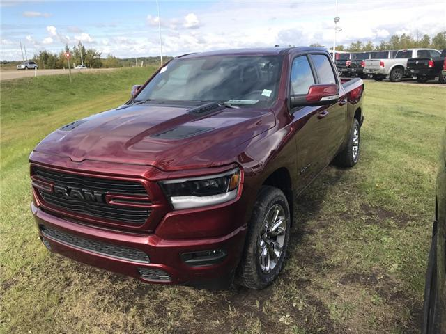 2019 RAM 1500 Sport/Rebel (Stk: 19R19622) in Devon - Image 1 of 18