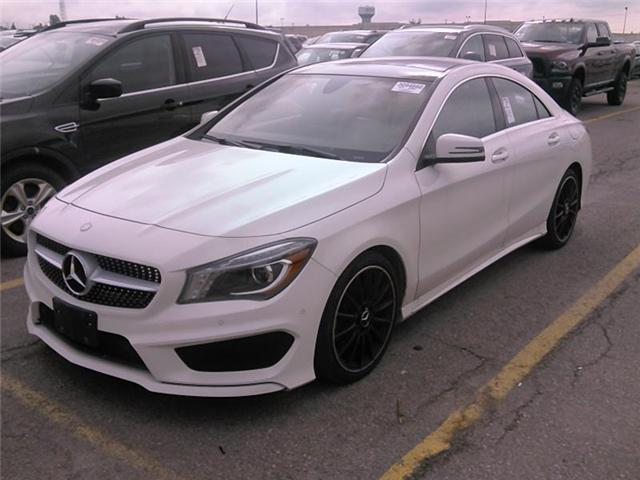 2015 Mercedes-Benz CLA-Class Base (Stk: F438) in North York - Image 1 of 5