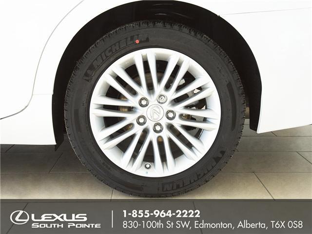 2017 Lexus ES 350 Base (Stk: LC700663) in Edmonton - Image 7 of 19