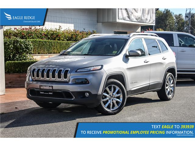 2014 Jeep Cherokee Limited (Stk: 149235) in Coquitlam - Image 1 of 17