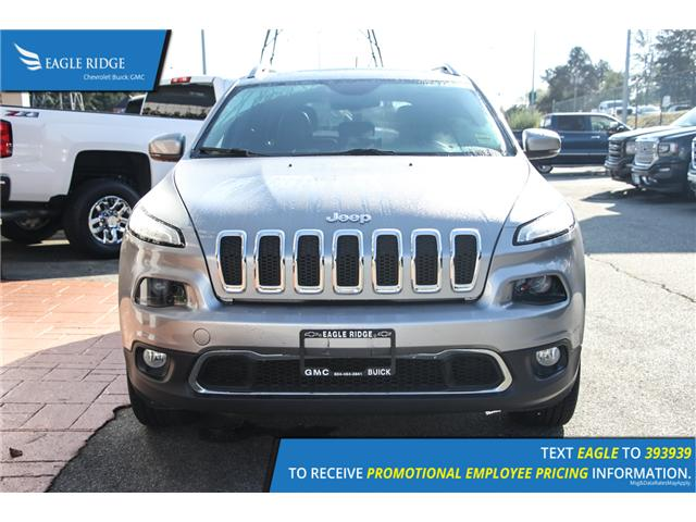 2014 Jeep Cherokee Limited (Stk: 149235) in Coquitlam - Image 2 of 17