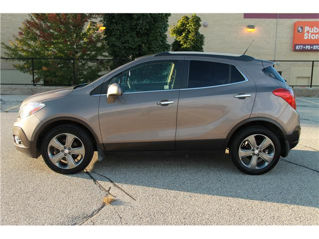 2013 Buick Encore Leather (Stk: 1809412) in Waterloo - Image 2 of 28