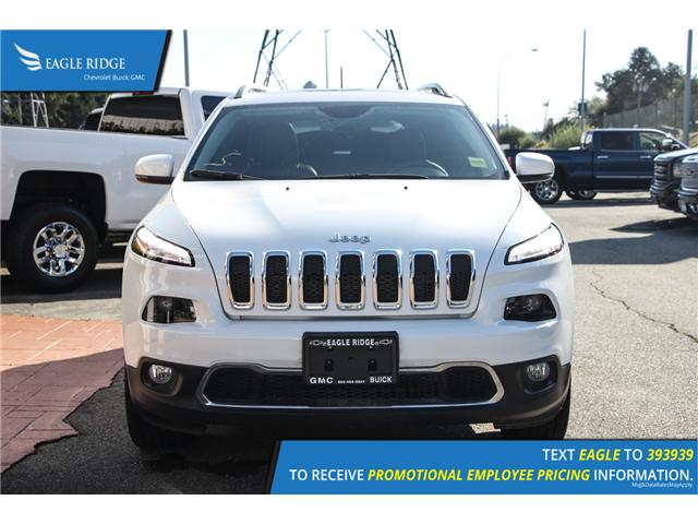 2017 Jeep Cherokee Limited (Stk: 179021) in Coquitlam - Image 2 of 17