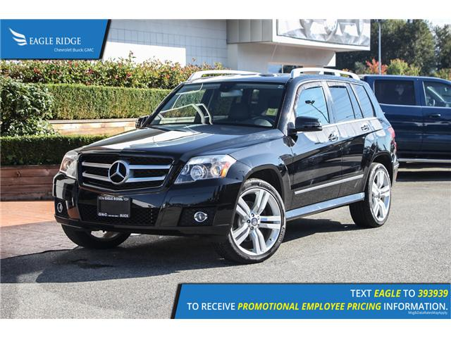 2010 Mercedes-Benz GLK-Class Base (Stk: 104759) in Coquitlam - Image 1 of 14