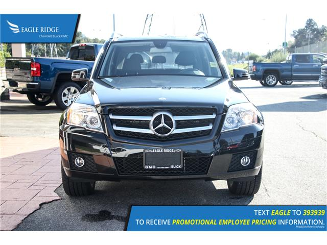 2010 Mercedes-Benz GLK-Class Base (Stk: 104759) in Coquitlam - Image 2 of 14