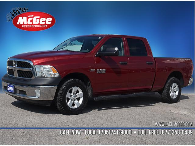 2014 RAM 1500 ST (Stk: 18906A) in Peterborough - Image 1 of 20