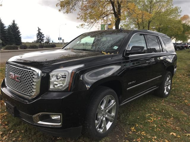 2017 GMC Yukon Denali (Stk: PW0134) in Devon - Image 1 of 26