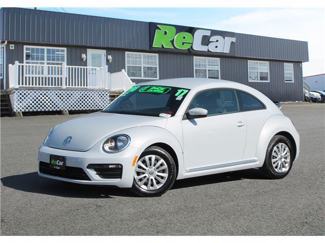 2017 Volkswagen Beetle 1.8 TSI Trendline (Stk: 180918A) in Fredericton - Image 1 of 23