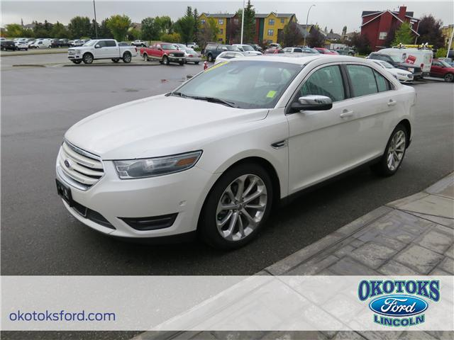 2013 Ford Taurus Limited (Stk: B83144) in Okotoks - Image 1 of 22