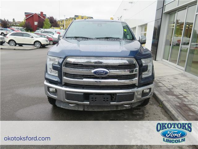 2016 Ford F-150 Lariat (Stk: KK-10A) in Okotoks - Image 2 of 22