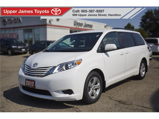2017 Toyota Sienna LE 8 Passenger (Stk: 74143) in Hamilton - Image 1 of 18